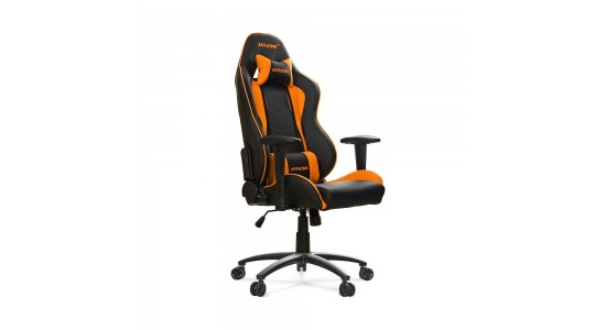 Игровое кресло AKRacing Nitro Black Orange