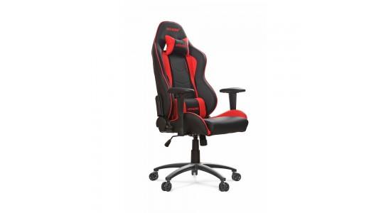 Игровое кресло AKRacing Nitro Black Red