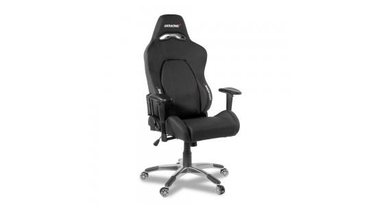 Игровое кресло AKRacing Premium Black