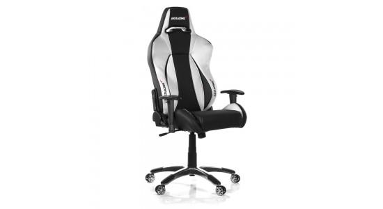 Игровое кресло AKRacing Premium Black Silver