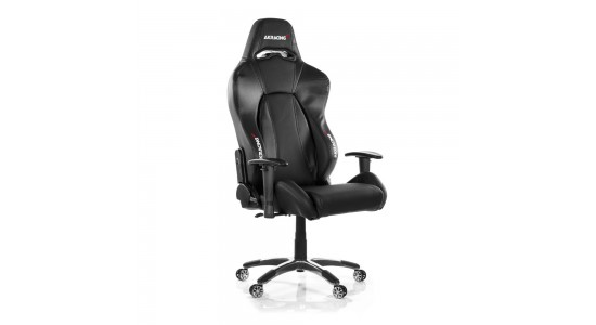 Игровое кресло AKRacing Premium Carbon Black