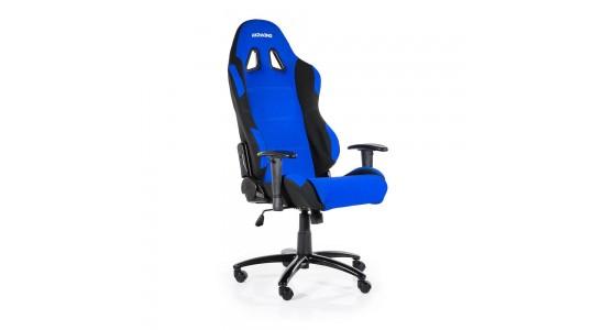 Игровое кресло AKRacing Prime Black Blue