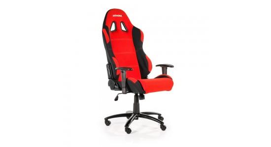 Игровое кресло AKRacing Prime Black Red