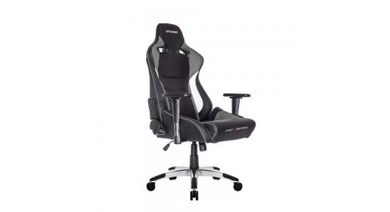 Игровое кресло AKRacing ProX Black Grey