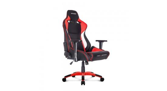 Игровое кресло AKRacing ProX Black Red