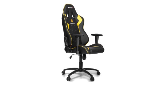 Игровое кресло AKRacing Team Dignitas Edition Max – Yellow