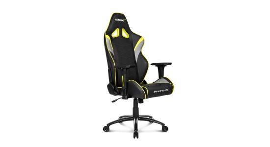 Игровое кресло Akracing Overture Yellow