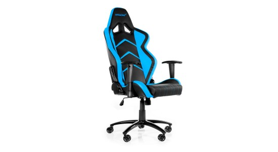 Игровое кресло Akracing Player Gaming Chair Black Blue