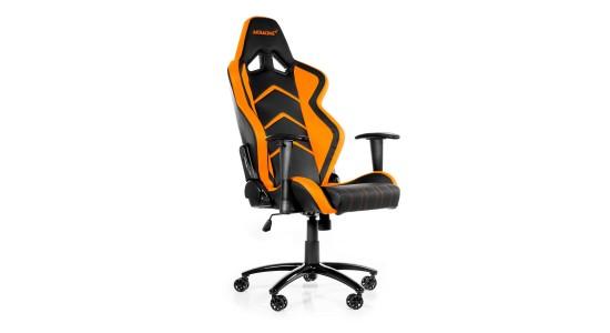 Игровое кресло Akracing Player Gaming Chair Black Orange