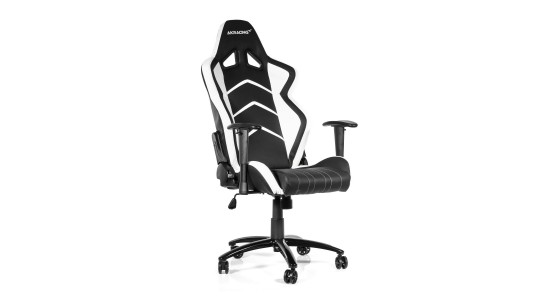 Игровое кресло Akracing Player Gaming Chair Black White