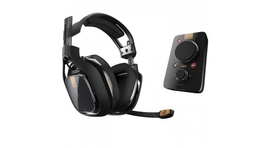 Игровые наушники Astro A40 TR + MixAmp Pro TR PS4