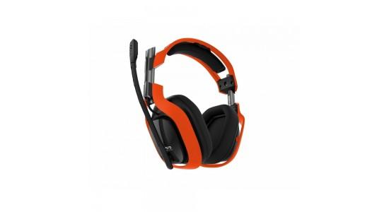 Игровые наушники Astro Neon A40 orange
