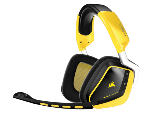 Corsair Void RGB 7.1 Special Edition Yellowjacket