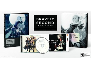 Bravely Second: End Layer Collector's Edition