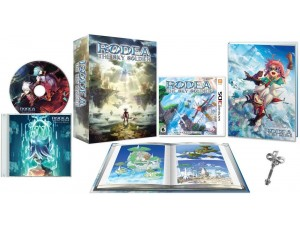 Rodea The Sky Soldier Collectors edition