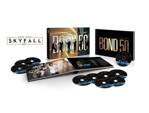 Джеймс Бонд: Bond 50 Collection