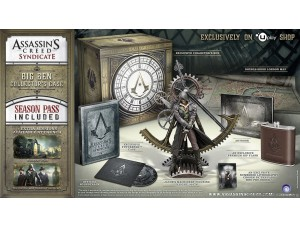 Assassins Creed Syndicate - Big Ben Collectors Edition