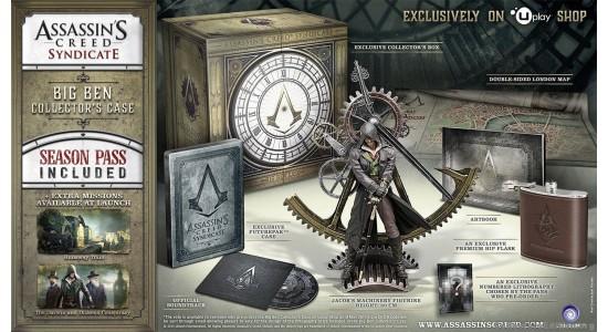 Коллекционное издание Assassins Creed Syndicate - Big Ben Collectors Edition