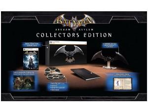 Batman: Arkham Asylum Collectors Edition