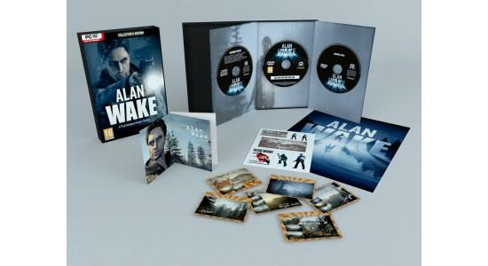 Коллекционное издание Alan Wake Collector's Edition