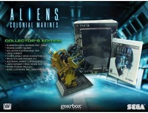 Aliens Colonial Marines Collector's Edition