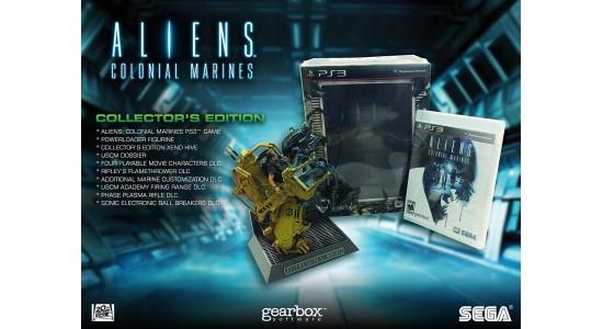 Коллекционное издание Aliens Colonial Marines Collector's Edition