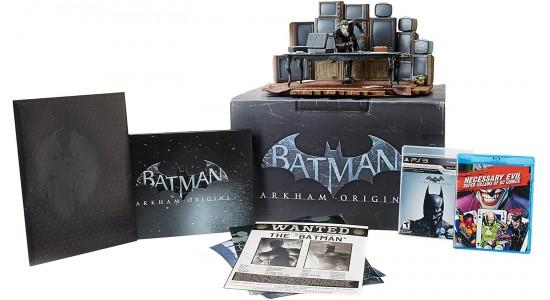 Коллекционное издание Batman: Arkham Origins Collector's Edition