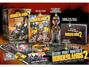 Borderlands 2 Deluxe Vault Hunter's Edition