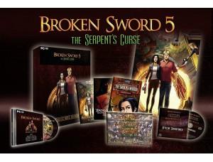 Broken Sword 5: The Serpent's Curse Collectors Edition