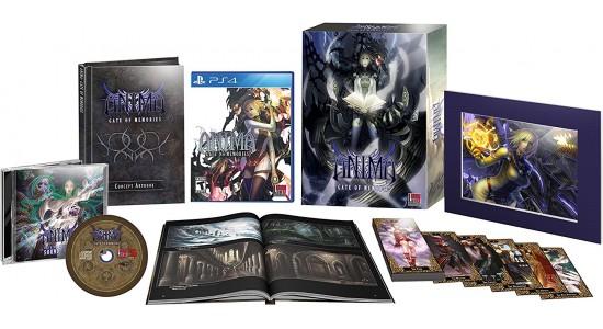 Коллекционное издание Anima: Gate of Memories - Beyond Fantasy Edition