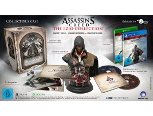 Assassin's Creed: The Ezio Collection Collector's Case
