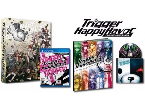 DanganRonpa: Trigger Happy Havoc Limited Collector Edition