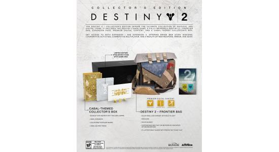 Коллекционное издание Destiny 2 Collectors Edition