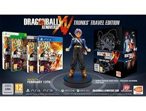 Dragon Ball Xenoverse Trunks Travel Collectors