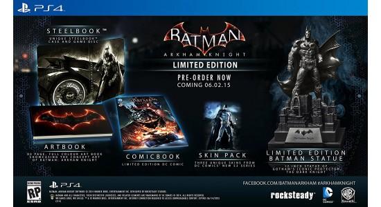 Коллекционное издание Batman: Arkham Knight - Limited Edition
