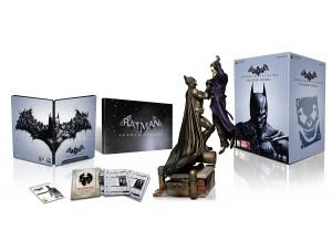 Batman Arkham Origins Collector's Edition
