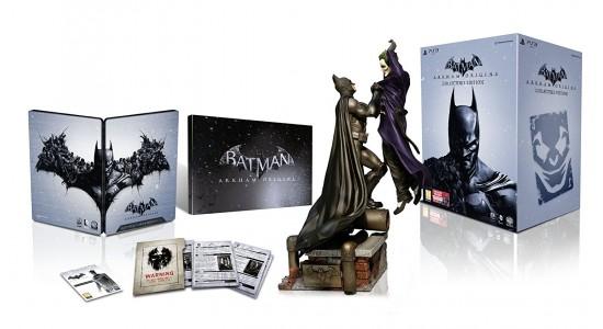 Коллекционное издание Batman Arkham Origins Collector's Edition