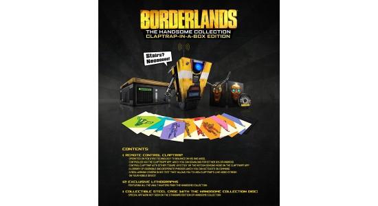 Коллекционное издание Borderlands: The Handsome Collection