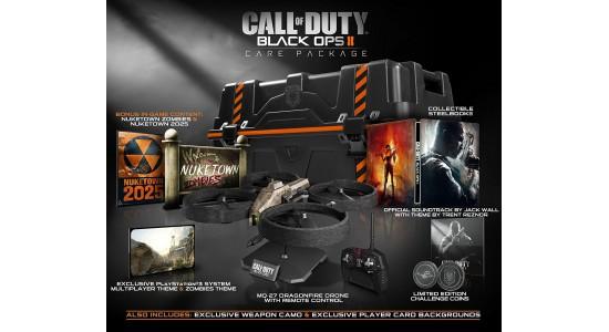 Коллекционное издание Call of Duty: Black Ops II Care Package