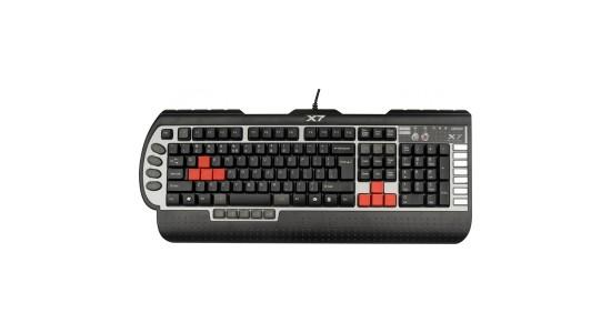 Игровая клавиатура A4Tech X7-G800V