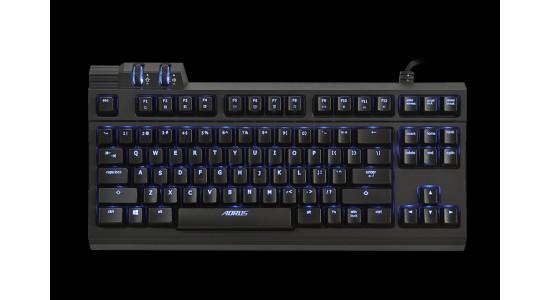 Игровая клавиатура Aorus Thunder K3
