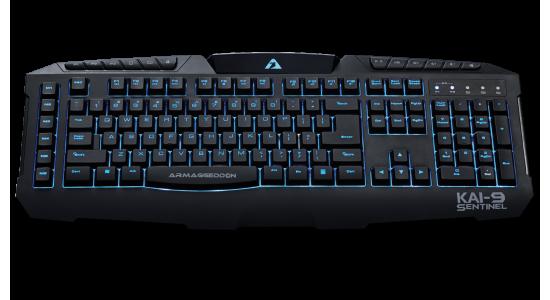 Игровая клавиатура Armaggeddon Sentinel KAI-9