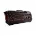 Игровая клавиатура Asus Cerberus Keyboard
