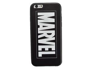 Чехол Marvel Logo Black