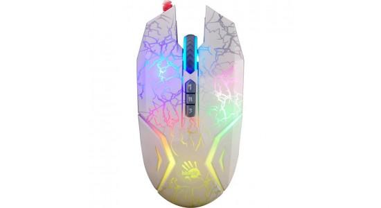 Игровая мышь A4Tech Bloody N50 White
