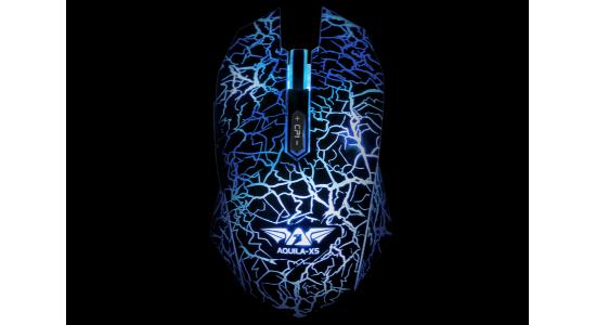 Игровая мышь Armaggeddon Aquila X5