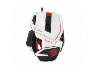 Mad Catz R.A.T. TE Gaming Mouse White