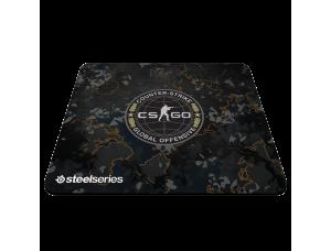 SteelSeries QcK+ CS:GO Camo Edition