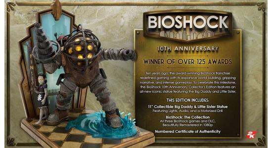 Коллекционное издание BioShock - 10th Anniversary - Collector's Edition