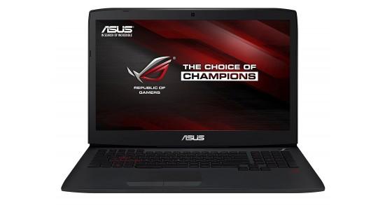 Игровой ноутбук Asus ROG G751JL